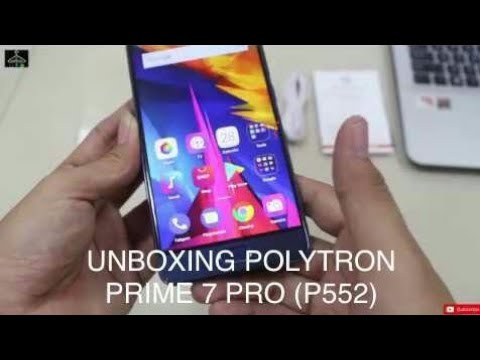 Unboxing Polytron Prime 7 Pro P552 Youtube