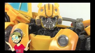 AUVELIER REVIEW TRANSFORMERS MOVIE MASTERPIECE MPM-7 BUMBLEBEE  (VOLKSWAGEN BEETLE) EN ESPAÑOL