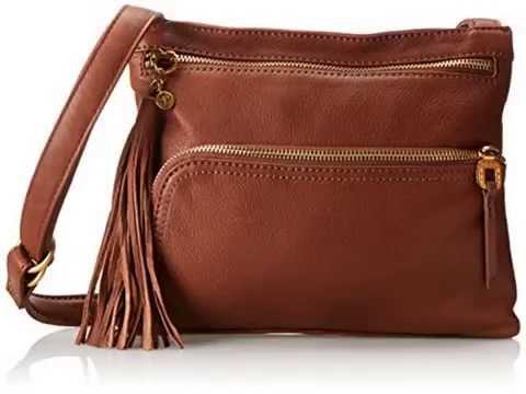 91d3ca8d0e HOBO Supersoft Cassie Cross-Body Handbag
