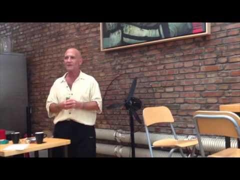 Art Zeen Interview with David Ben Kay