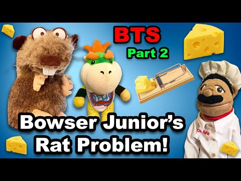 SML BTS: Bowser Junior's Rat Problem! pt 2