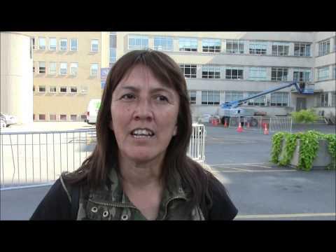 Interview with Freda Huson of Unis'tot'en Clan