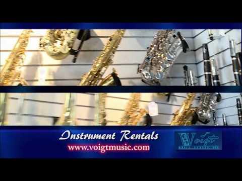 Voigt Music Center: Instrument Rentals