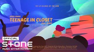 Youtube: Teenage in Closet (feat. JAMIE) / Hash Swan