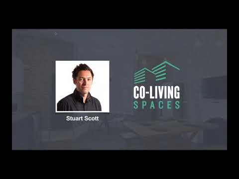 Co Living with Stuart Scott