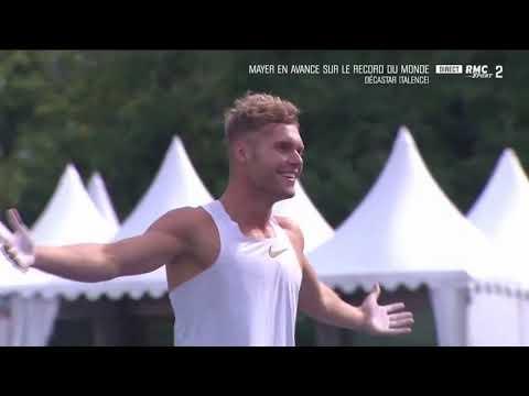 Kevin Mayer Decathlon World Record 9126 Points