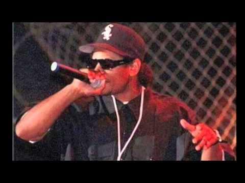 "Eazy E ""Boyz N Da Hood"" (Live) 1994 Summer Jam"