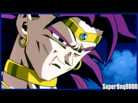 Goku Vs Broly (restrained) HD
