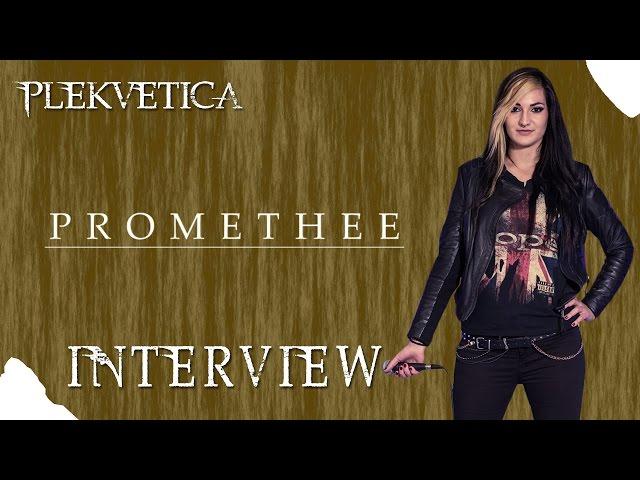 [ Interview ] Promethee ( 2016 ) | Metal / Hardcore / Progressive