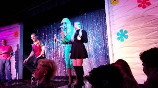 Meghan Trainor at Play Dance Bar Nashville 3.20.15