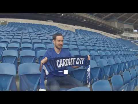 WELCOME TO CARDIFF CITY, GREG CUNNINGHAM!