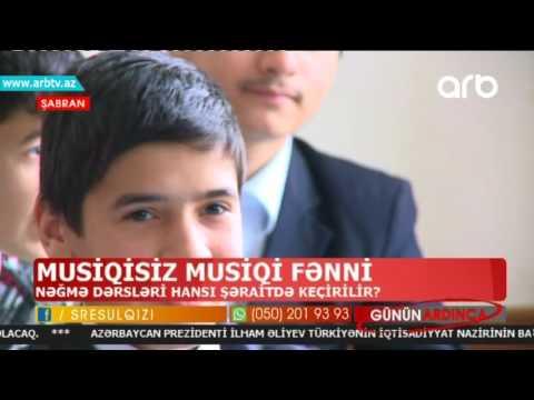 Musiqisiz musiqi fenni (Gunun ardinca)