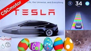 Tesla - Easter Eggs | Cosas ocultas