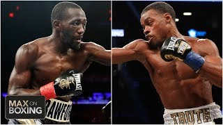 Terence Crawford vs. Errol Spence Jr. will happen when the money is right | Max on Boxing