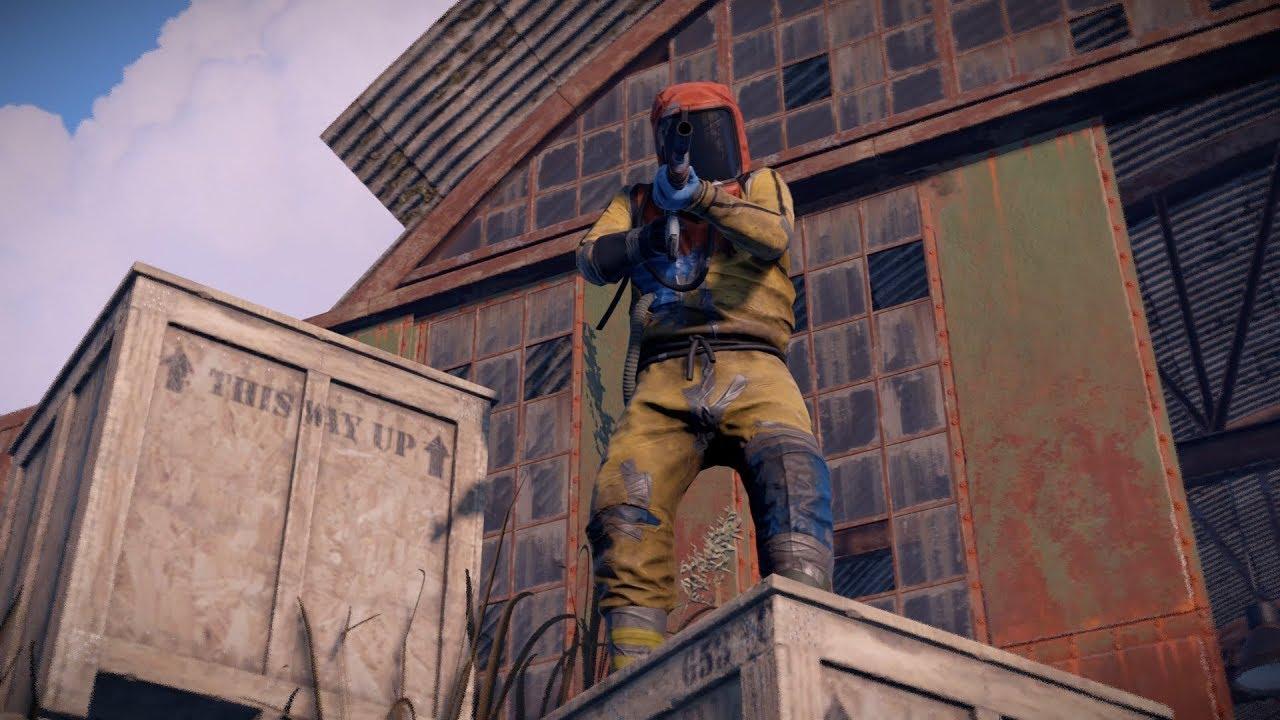 New Hazmat Suit, QoL, and more! — Rustafied