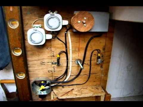 Automatic Chicken Coop Door Wiring Diagram  YouTube