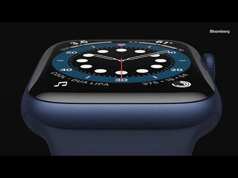 What You Need to Know About the Apple Watch Series 6 - Bloomberg Technology