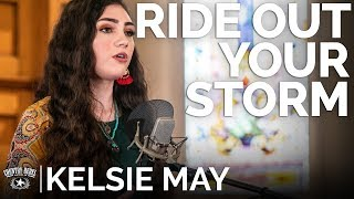 Kelsie May - Ride Out Your Storm (Acoustic Cover) // The Church Sessions