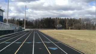 530 1 mile run