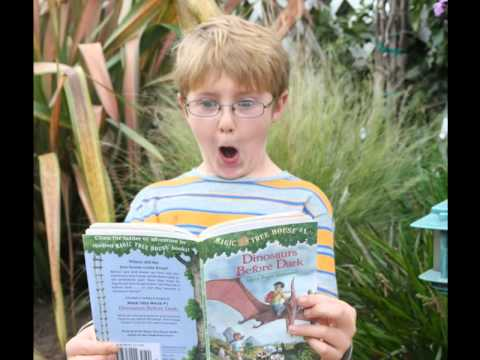 book report on dinosaurs before dark Mild time-travel adventure read common sense media's dinosaurs before dark: magic tree house, book 1 review, age rating, and parents guide.