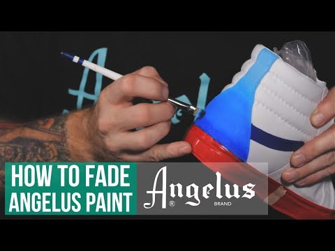 How To Paint Mesh and Canvas | Clean Fade and Dab Method