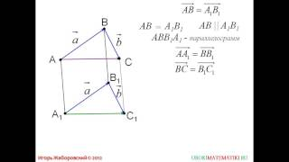 78  Сумма двух векторов