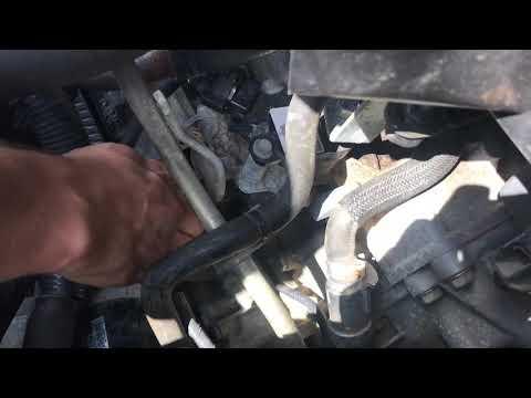 Nissan Altima Transmission Speed Sensor Replacement