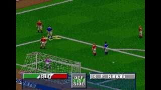FIFA Soccer 96 - Tournament (Sega Genesis) (By Sting)