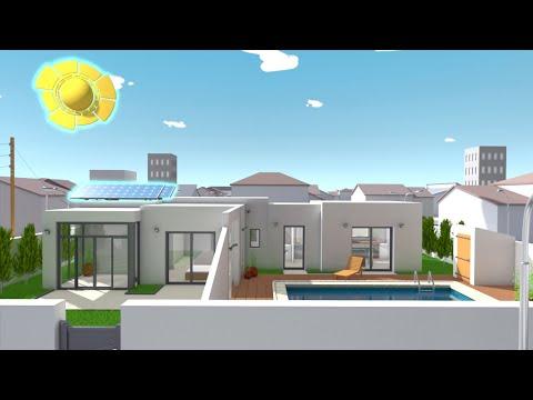 Full Home Energy, solution d'autoconsommation et domotique