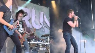 Malrun - Moving into Fear (live at Copenhell 2013)