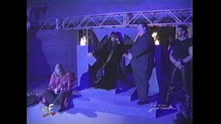 "Undertaker 1999 Era ""Ministry Of Darkness"" Vol. 2"