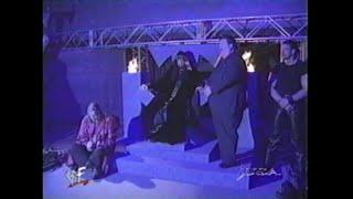 "Undertaker 1999 Era ""Ministry Of Darkness"" Vol. 2"