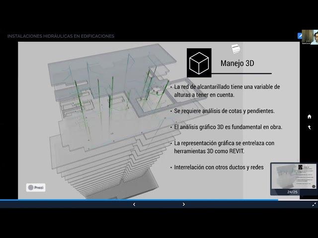 20201110 Redes hidráulicas Alcantarillado 1A • C01 | Ing. Daniel Lerma