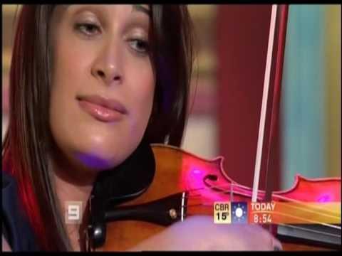 Niki Vasilakis on Channel 9 News