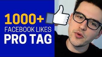 Facebook Likes Bekommen 2019 | Wie Du Mehr Als 1.000 Likes Am Tag Auf Deine Fanpage Bekommst