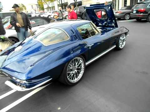 1963 Corvette Split Window Quot Zr1 Quot Youtube