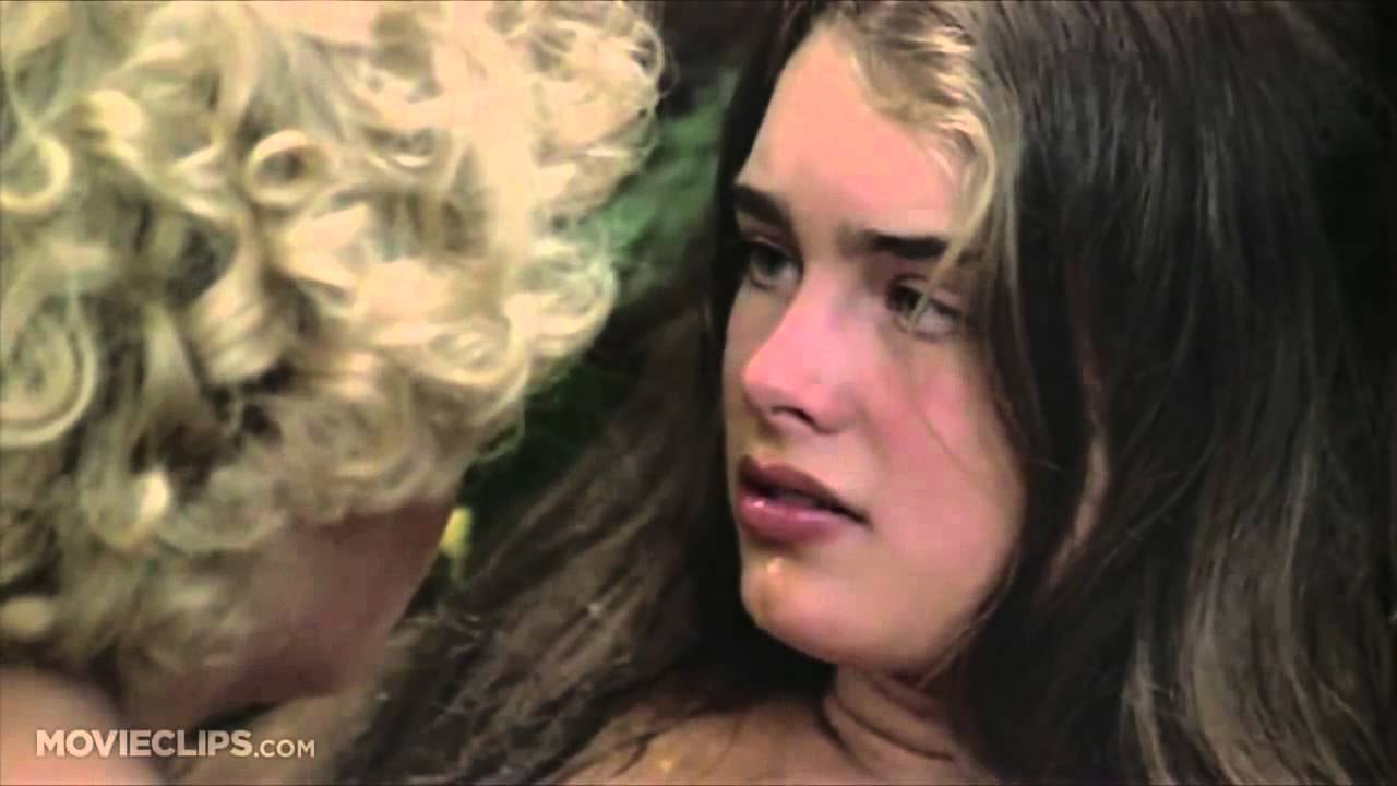 the blue lagoon 4 8 movie clip sticky kiss 1980 hd youtube
