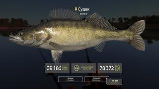 Російська рибалка 4 ✅ Russian Fishing 4 ✅ 8.07.2019 ✅ 18+! ✅ З 34-го на 35-й