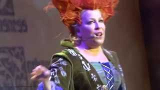 "Bette Midler - ""I Put A Spell On You"" - 5-28-15 - Staples Center - Los Angeles, CA"