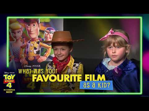 TOY STORY 4  Tom Hanks Kids    Disney Pixar UK