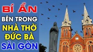 Bí Ẩn Những Ngôi Mộ Cổ Bên Trong Nhà Thờ Đức Bà Sài Gòn   Những Bí Mật Không Phải Ai Cũng Biết