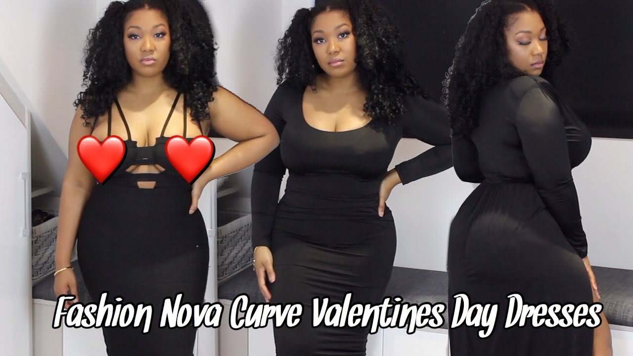 1c433f0c8a7 Valentine s Day Body Sculpting Dresses from Fashion Nova Curve ...