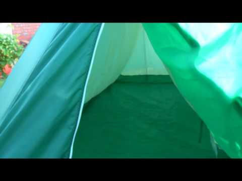 EuroHike Ridgeway Tent From Millets - A Sturdy A-frame 2 Man Tent