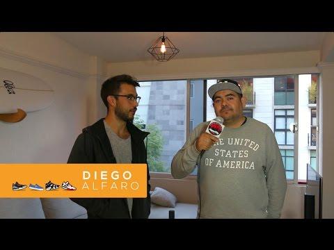 SUELAS 001 invitado Diego Alfaro