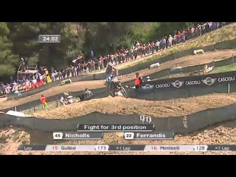 2012 MXGP of Italy - FULL MX2 Race 1 - Motocross
