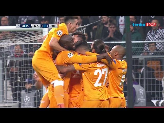 Beşiktaş 1-1 Porto | UEFA Şampiyonlar Ligi Maç Özeti