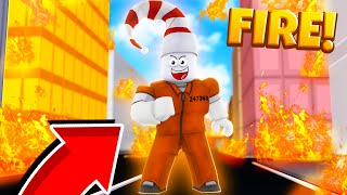CAN THE ENTIRE JAILBREAK CITY BE LIT ON FIRE?