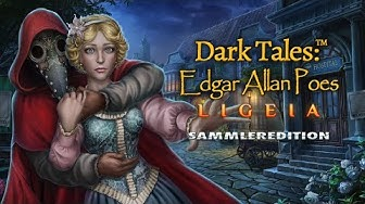★ Dark Tales: Edgar Allan Poes Ligeia Sammleredition + www.deutschland-spielt.de