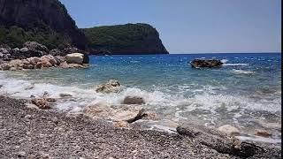 Пляж Галия