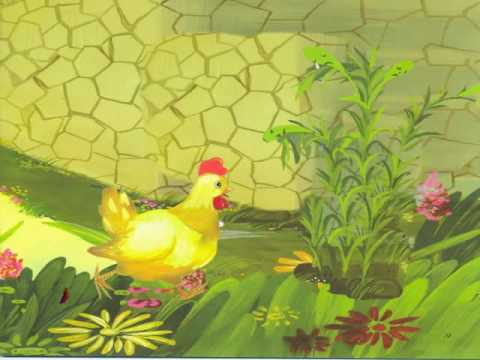 Câu truyện Mầm non: Hoa mào gà